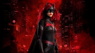 """O, Mouse!"" Banner - New season 2 Batwoman"