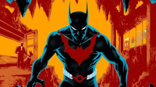 Batman Beyond #43 Featured Image