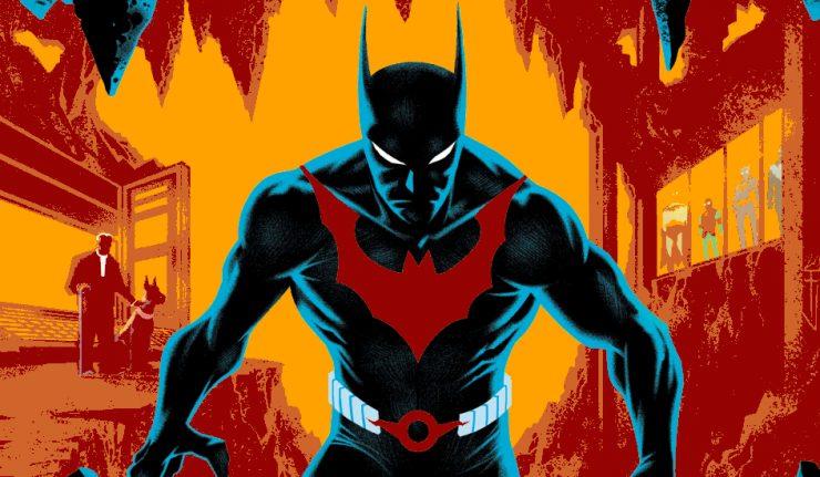 Batman Beyond #43 Featured Image