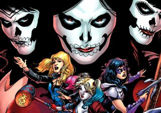 Birds Of Prey #1 - Featured Image