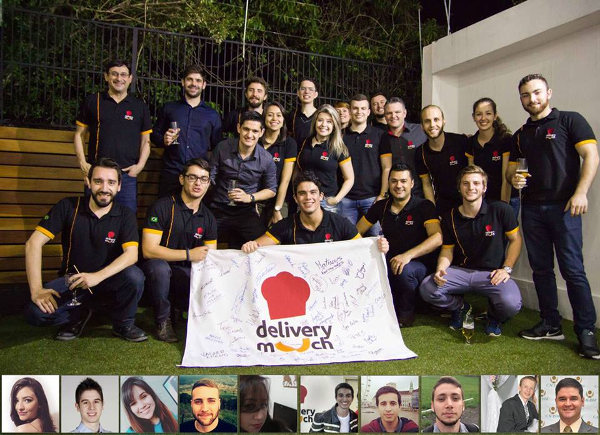 Equipe Interna Delivery Much
