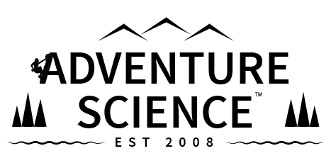 Adventure Science Sticker
