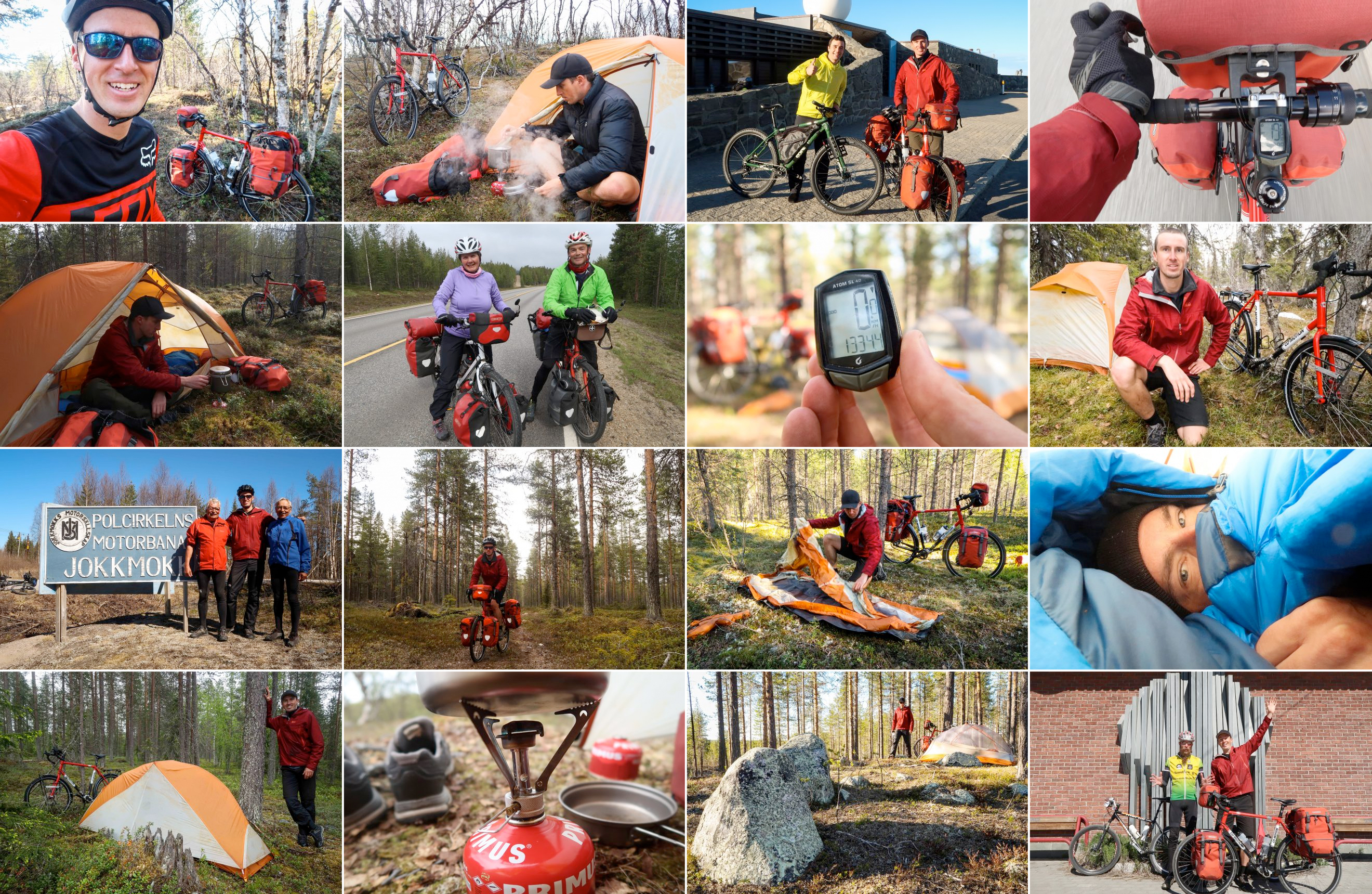 Help Bicycle Touring Pro Continue Its Mission – Become A Patron / Donor