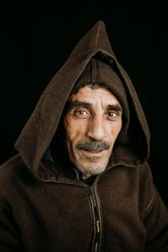 رجل جزائري مسن