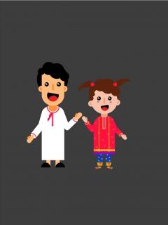 أطفال عمانيون