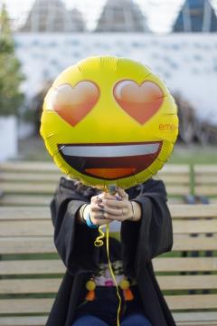 ابتسامة قلوب
