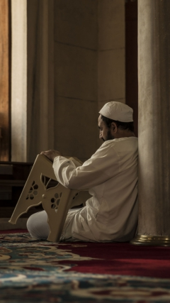 اعتكاف المسجد