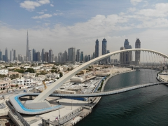 سماء دبي