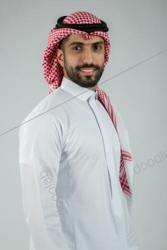شاب سعودي