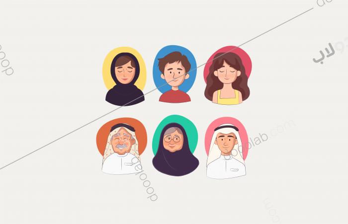 عائلة خليجية