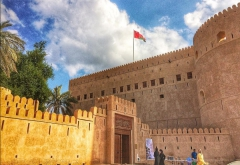 عمان الجميلة
