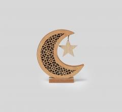 فانوس رمضاني بزخارف اسلامية