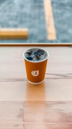 قهوة سوداء