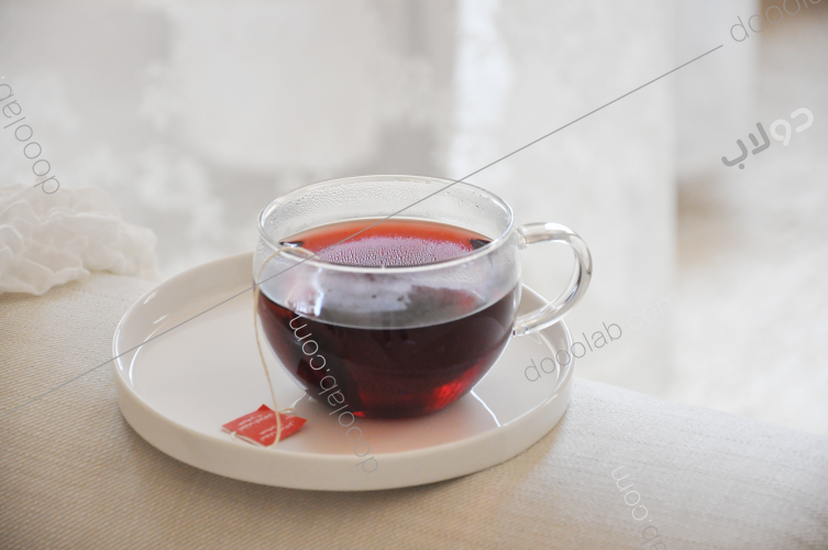 كوب شاي