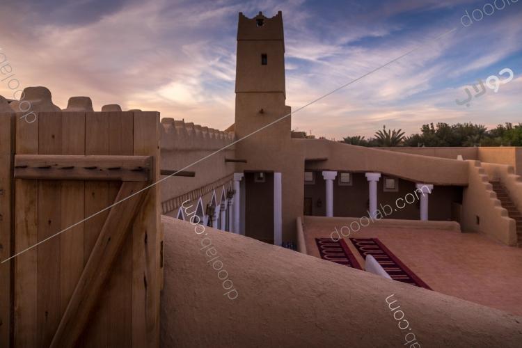 مسجد طين أثري