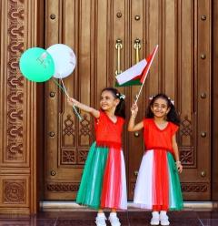 يا عمان الفخر يا هيبة