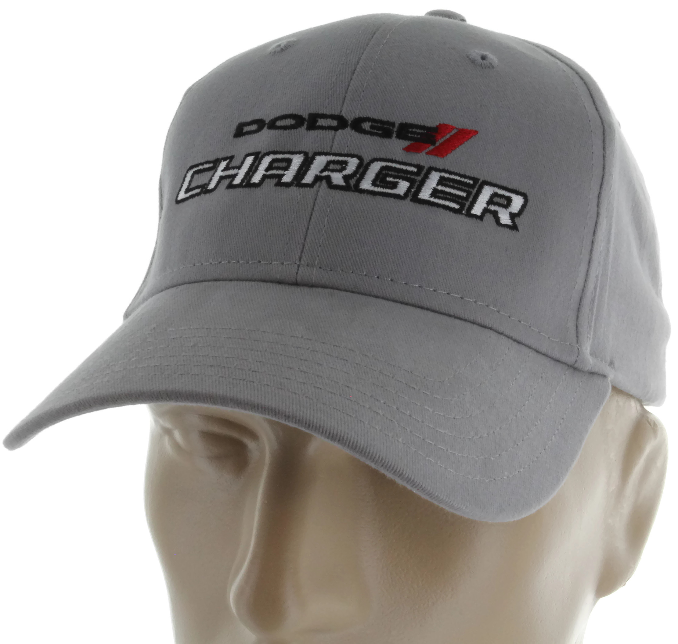 477bd393c21 Details about Dodge Charger RT Gray Baseball Cap Trucker Hat Snapback SRT  Mopar