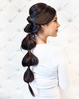 Drybar Jasmine Halloween Hairstyle