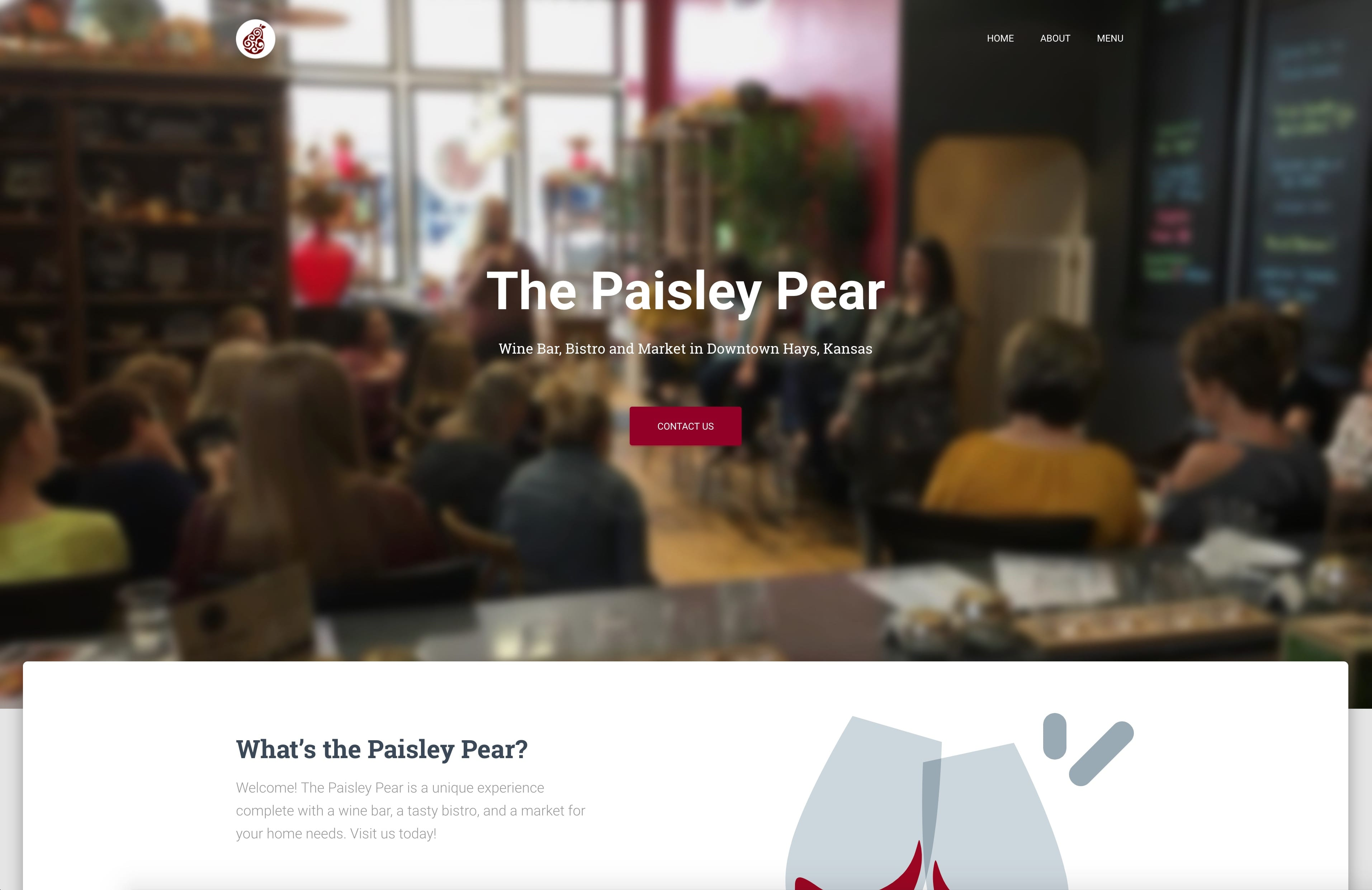 The Paisley Pear