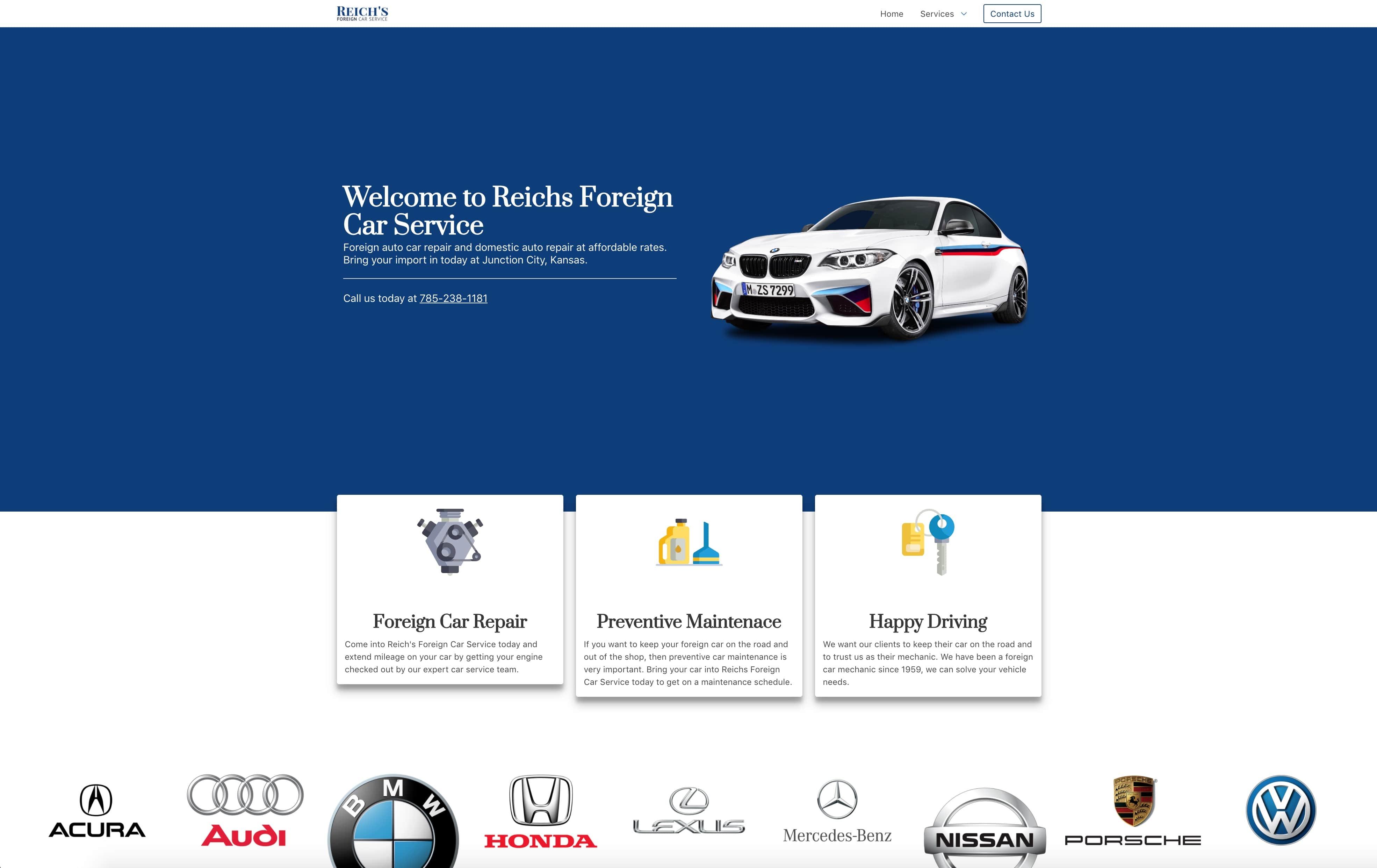 Reichs Foreign Car Service