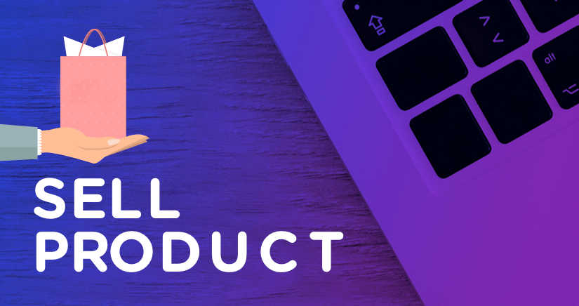 sell product