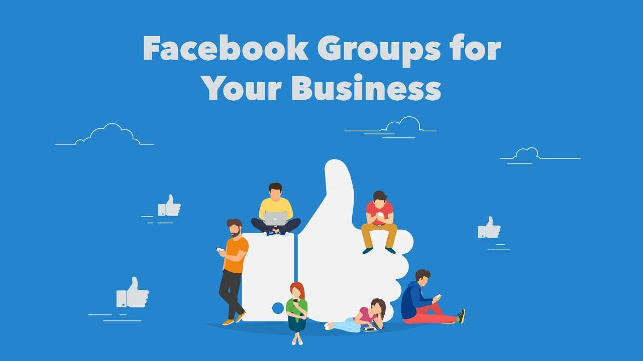 facebook groups for your business