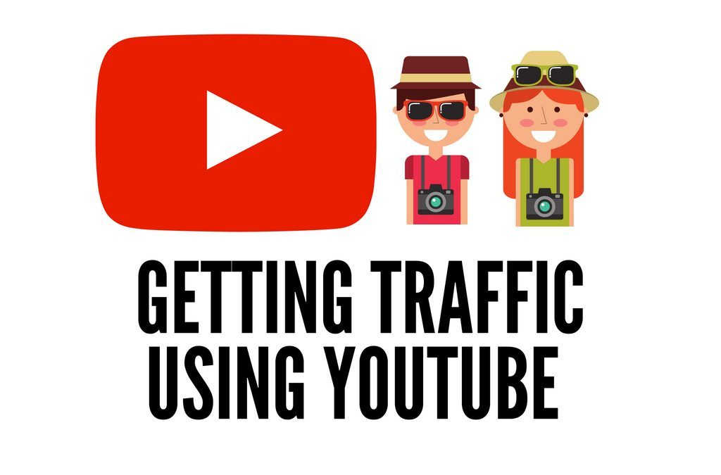 getting traffic using youtube