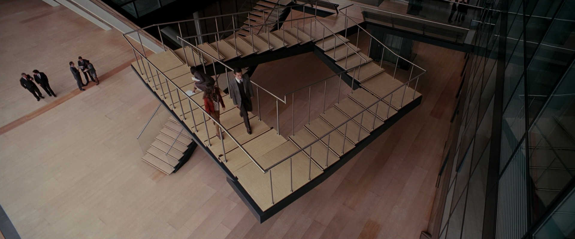 penrose stairs inception