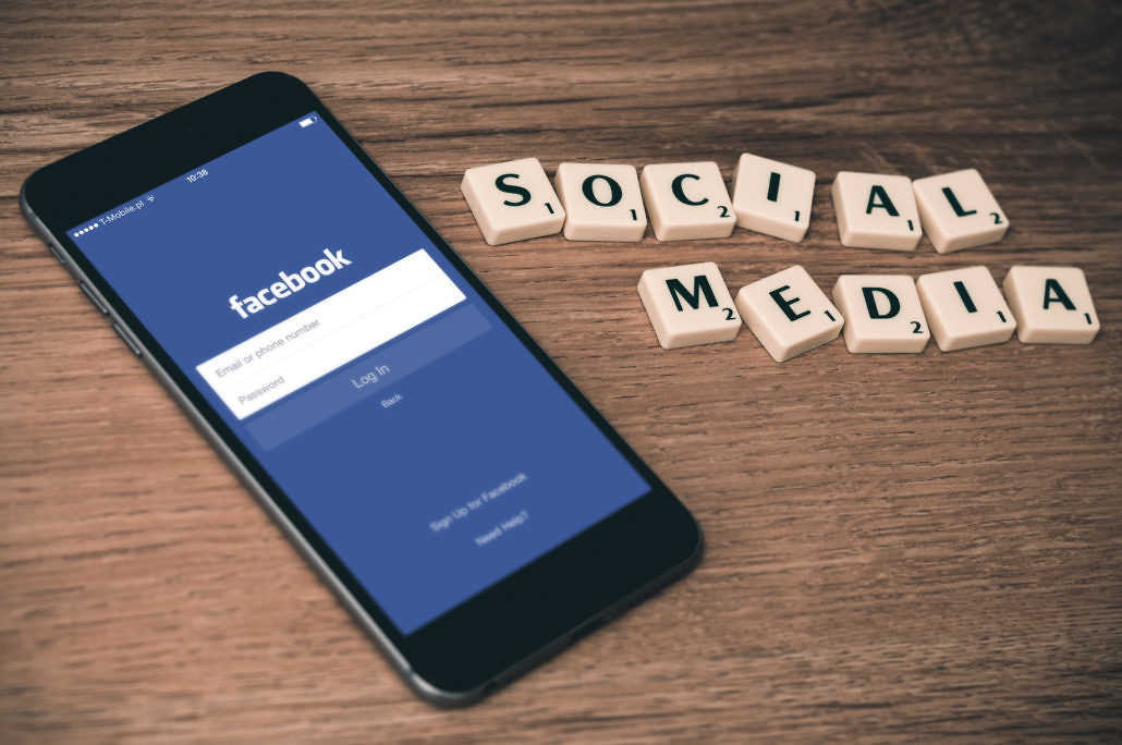 maintaining social media profiles