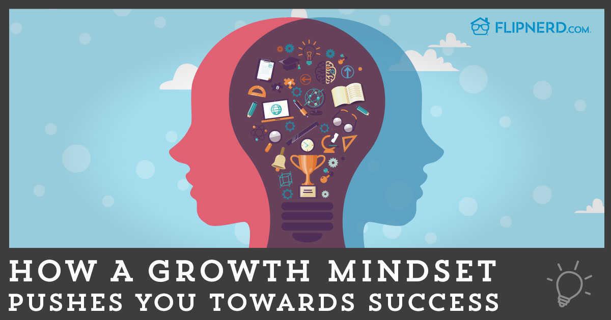 how a growth mindset pushes you towards success