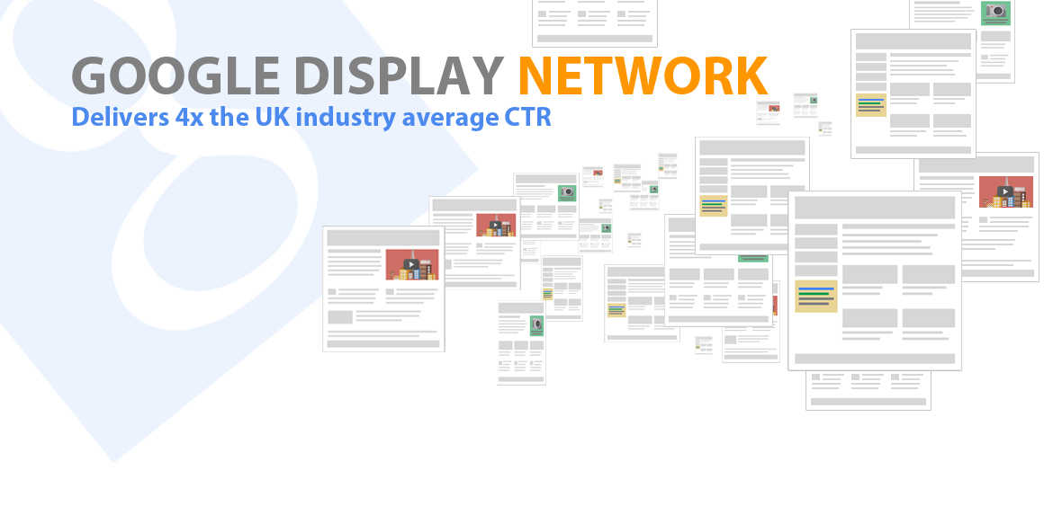 google display network delivers 4x the uk industry average ctr