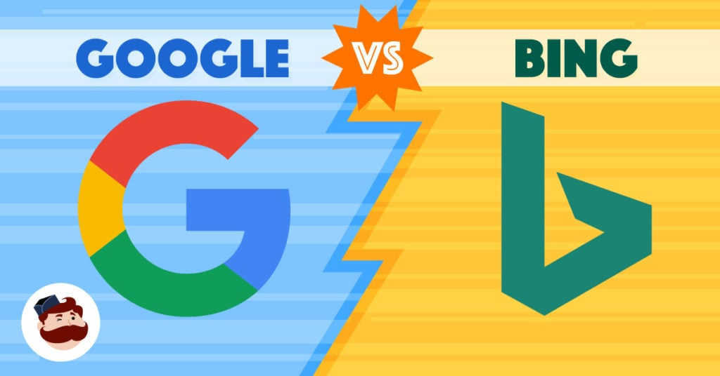 google vs. bing