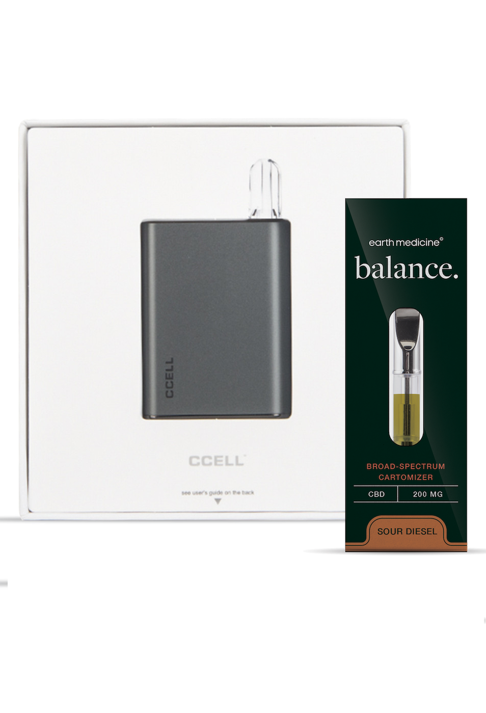balance - Sour Diesel Broad-Spectrum Carto Starter Kit