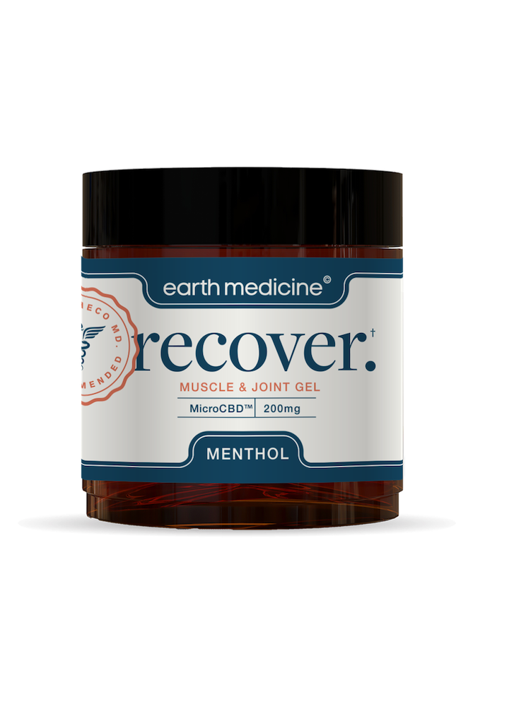 recover - Menthol MicroCBD Muscle & Joint Gel