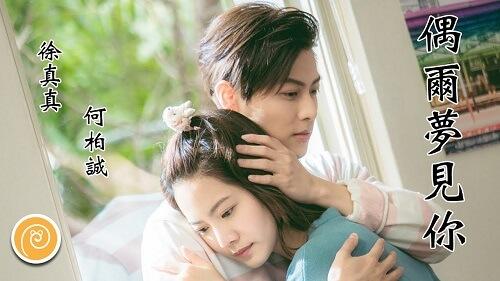Ou Er Meng Jian Ni 偶尔梦见你 Dream Of You Once In A While Lyrics 歌詞 With Pinyin By Xu Zhen Zhen 徐真真 2REAL He Bai Cheng 何柏诚