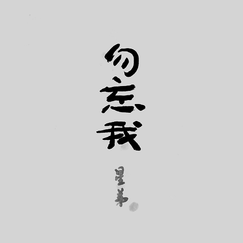Wu Wang Wo 勿忘我 Forget Me Not Lyrics 歌詞 With Pinyin By Xing Di 星弟