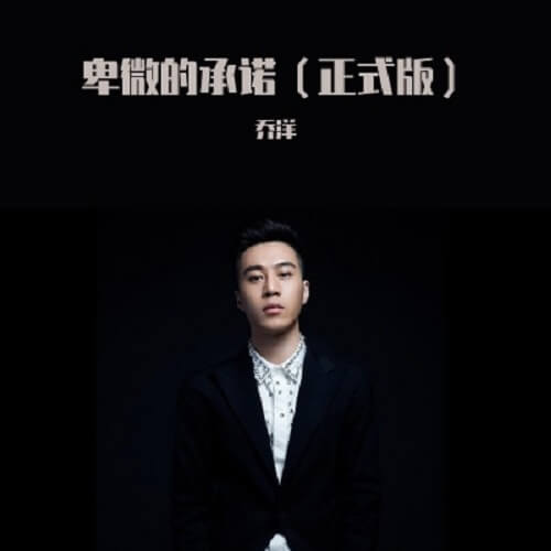 Bei Wei De Cheng Nuo 卑微的承诺 Humble Promise Lyrics 歌詞 With Pinyin By Qiao Yang 乔洋 Young Joe