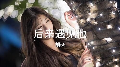Hou Lai Yu Jian Ta 后来遇见他 Then I Met Him Lyrics 歌詞 With Pinyin By Hu 66 胡66