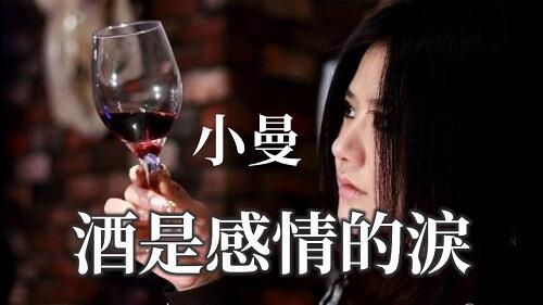 Jiu Shi Gan Qing De Lei 酒是感情的泪 Wine Is The Tear Of Feeling Lyrics 歌詞 With Pinyin By Xiao Man 小曼