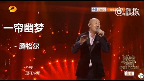 Yi Lian You Meng 一帘幽梦 A Sad Dream Lyrics 歌詞 With Pinyin By Teng Ge Er 腾格尔 Tengri