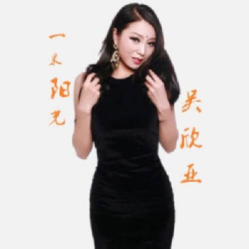 Yi Mi Yang Guang 一米阳光 One Meter Sunshine Lyrics 歌詞 With Pinyin By Wu Xin Ya 吴欣亚