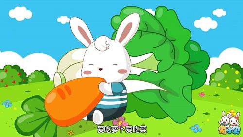 Xiao Bai Tu 小白兔 The Small White Rabbit Lyrics 歌詞 With Pinyin By Tu Xiao Bei 兔小贝