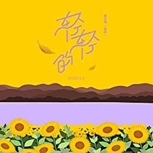 Qing Qing De 轻轻的 Gently Lyrics 歌詞 With Pinyin