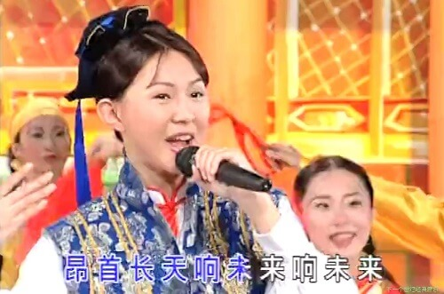 Long Deng Wu Qi Lai 龙灯舞起来 The Dragon Dance Lyrics 歌詞 With Pinyin