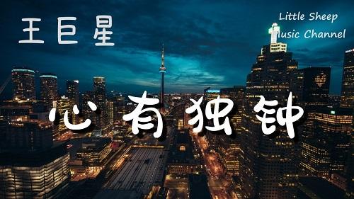 Xin You Du Zhong 心有独钟 Heart Has Alone Bell Lyrics 歌詞 With Pinyin