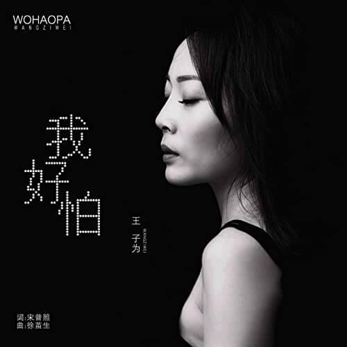 Wo Hao Pa 我好怕 I'm Afraid Lyrics 歌詞 With Pinyin