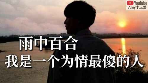Wo Shi Yi Ge Wei Qing Zui Sha De Ren 我是一个为情最傻的人 I Am A Love The Most Stupid Person Lyrics 歌詞 With Pinyin