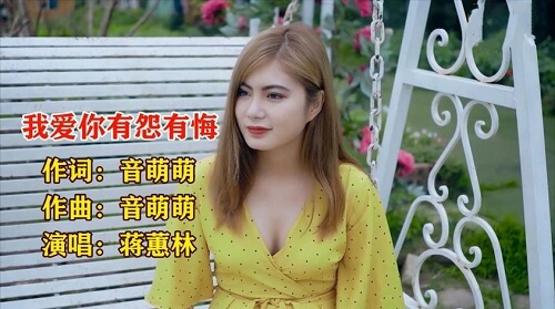 Wo Ai Ni You Yuan You Hui 我爱你有怨有悔 I Love You Has Regrets Lyrics 歌詞 With Pinyin