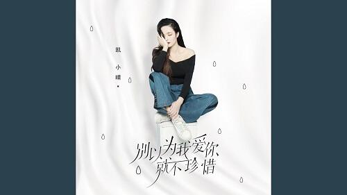 Bie Yi Wei Wo Ai Ni Jiu Bu Zhen Xi 别以为我爱你就不珍惜 Don't Think I Love You Doesn't Matter Lyrics 歌詞 With Pinyin