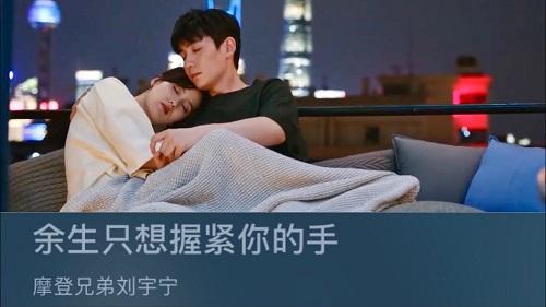 Yu Sheng Zhi Xiang Wo Jin Ni De Shou 余生只想握紧你的手 I Want To Hold Your Hand For The Rest Of My Life Lyrics 歌詞 With Pinyin